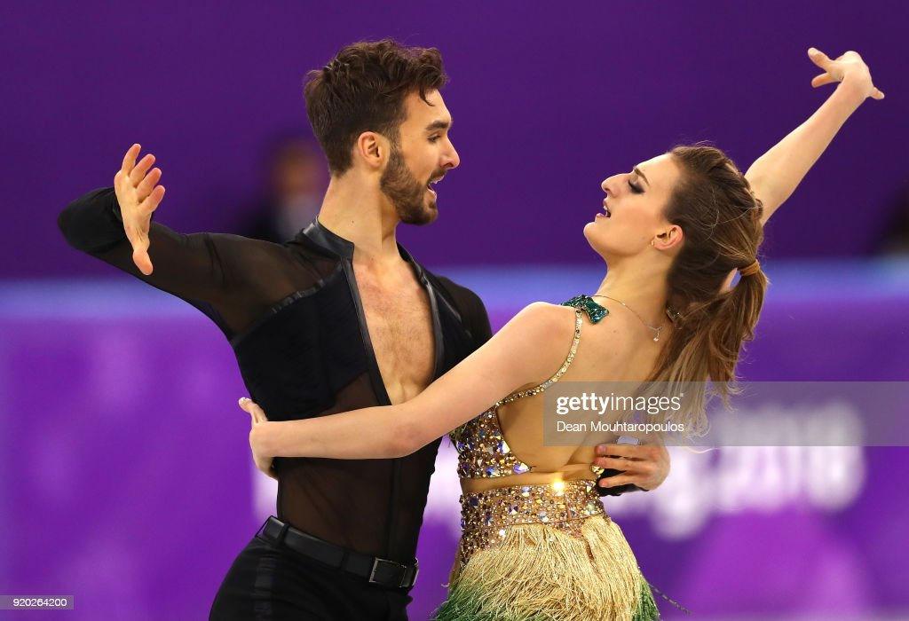 Figure Skating - Winter Olympics Day 10 : Photo d'actualité