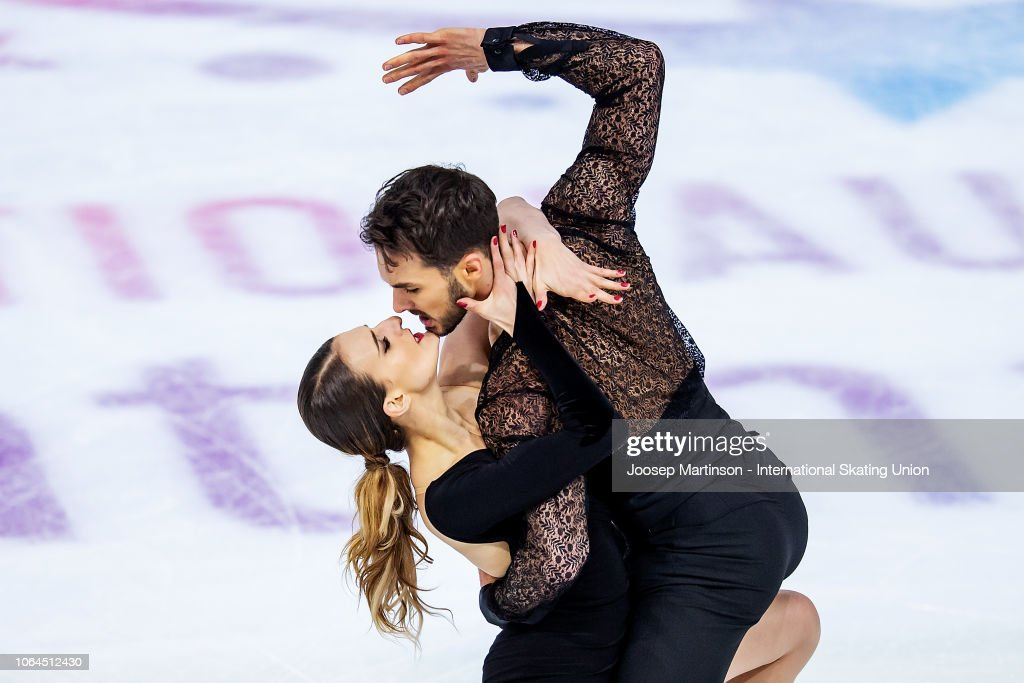 ISU Grand Prix of Figure Skating Internationaux de France : News Photo