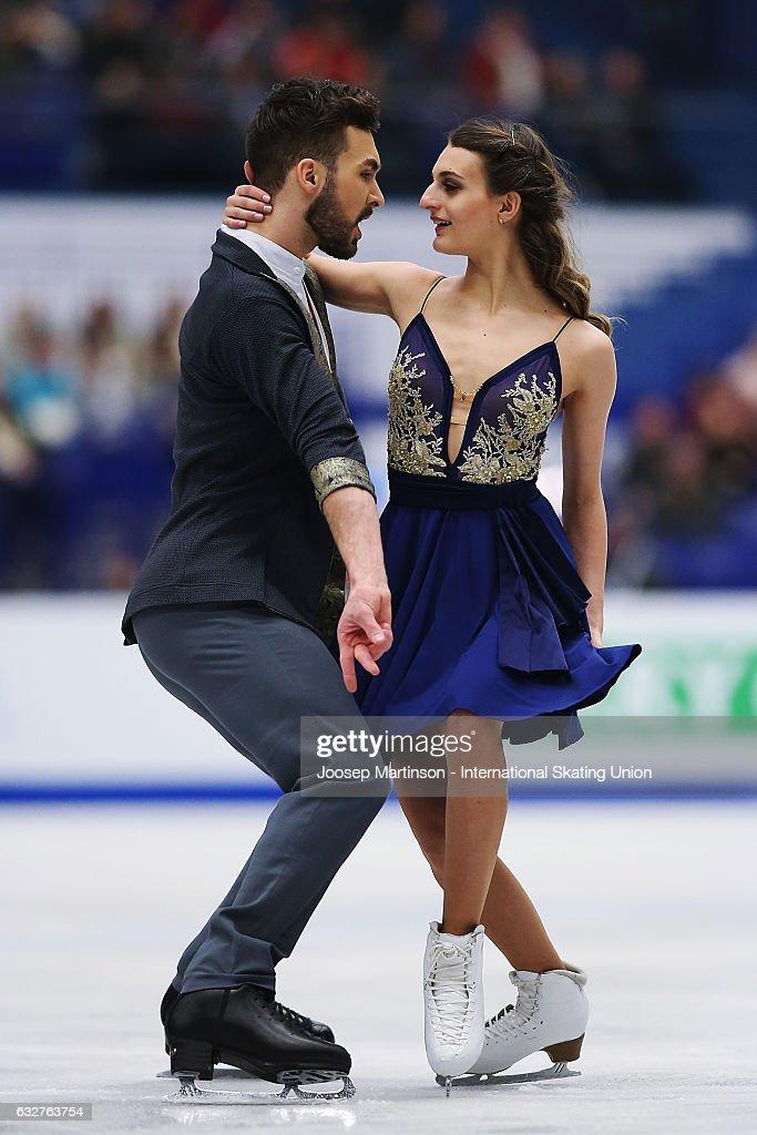 European Figure Skating Championships - Ostrava Day 2 : News Photo
