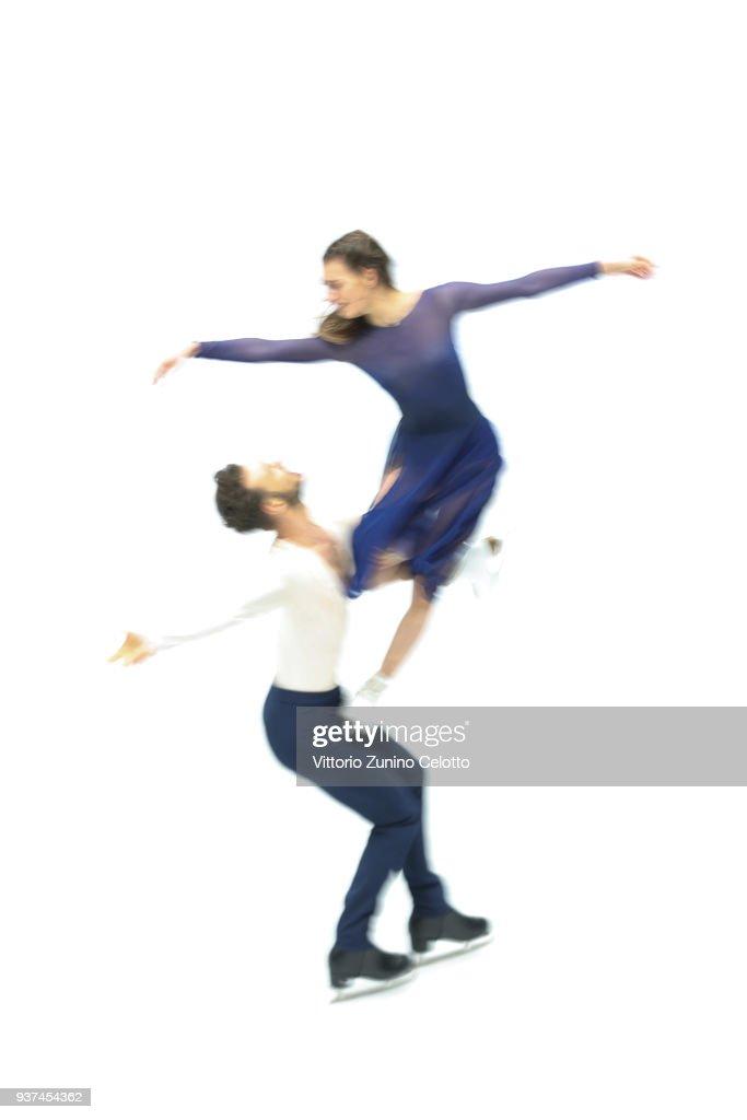 World Figure Skating Championships in Milano - Alternative Views