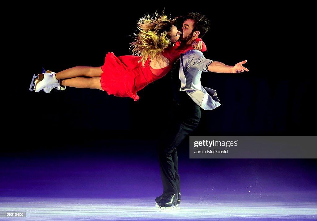 Trophee Eric Bompard ISU Grand Prix of Figure Skating - Day Three