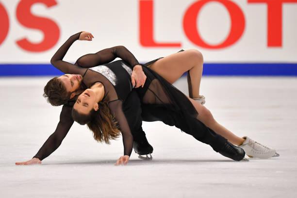 JPN: ISU Grand Prix of Figure Skating - NHK Trophy
