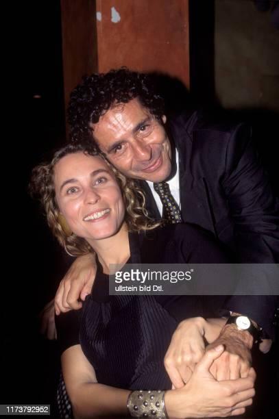 Gabriella Sontheim and Roger Schawinski 1994
