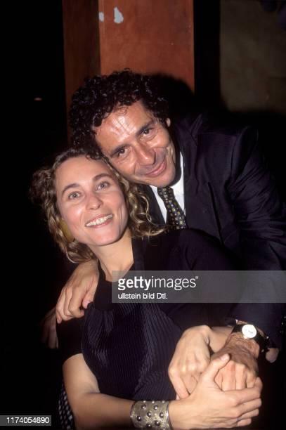 Gabriella Sontheim und Roger Schawinski 1994