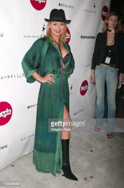 Gabriella Spanic during People En Espanol's 4th Annual 50 Most Beautiful Gala White Carpet Arrivals at Capitale in New York City New York United...