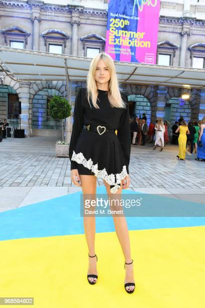 Gabriella Wilde attends the Royal Academy Of Arts summer exhibition preview party 2018 on June 6 2018 in London England
