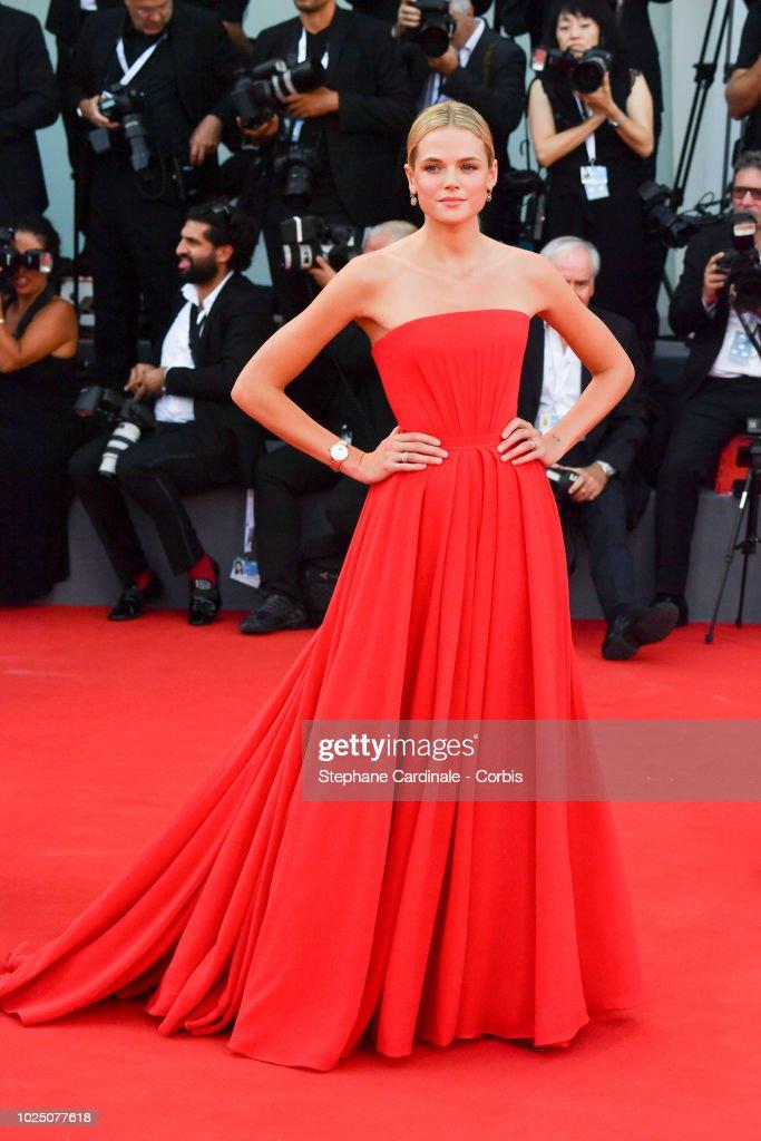 Premieres: 75th Venice Film Festival - Jaeger-LeCoultre Collection : News Photo