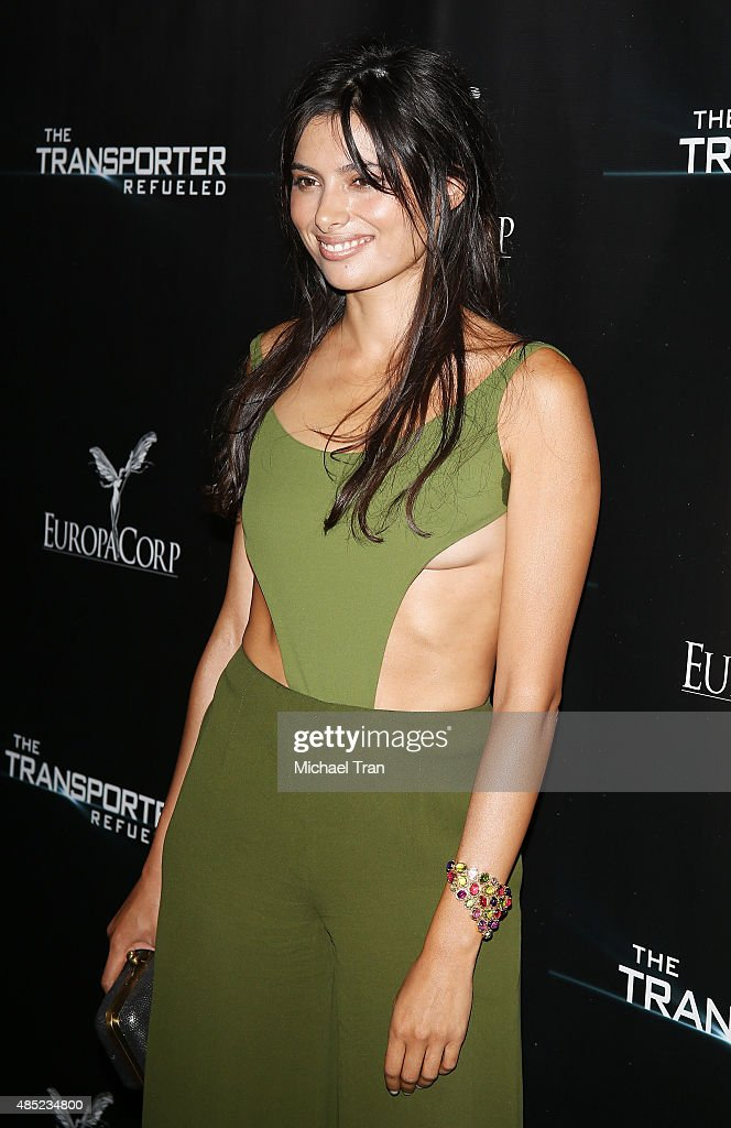 """Playboy Mansion Hosts Red Carpet Event For EuroaCorp's """"The Transporter Refueled"""""""