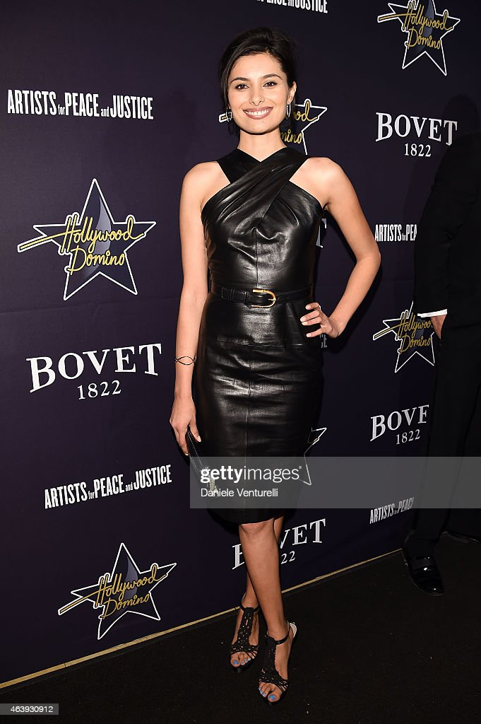Hollywood Domino & Bovet 1822's 8th Annual Pre-Oscar Hollywood Domino Gala & Tournament - Arrivals