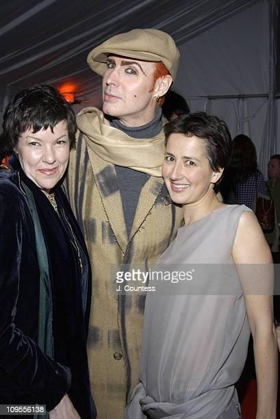 Gabrielle Carlson Patrick McDonald and Anna Getty
