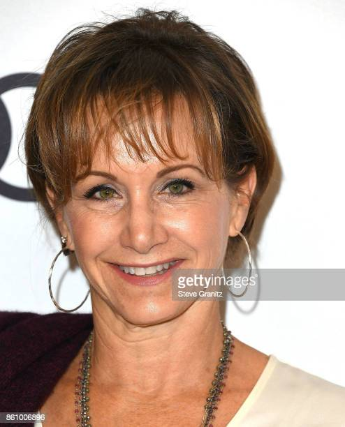 Gabrielle Carteris arrives at the Variety's Power Of Women Los Angeles at the Beverly Wilshire Four Seasons Hotel on October 13 2017 in Beverly Hills...