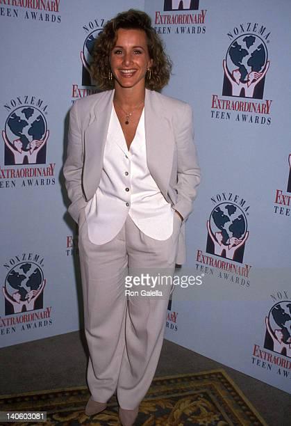 Gabrielle Carteris at the Noxzema Extraordinary Teen Awards Luncheon Honoring Top Ten Teen Volunteers New York Palace Hotel New York City