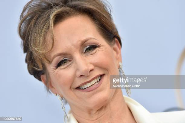 Gabrielle Carteris attends the 25th Annual Screen Actors Guild Awards at The Shrine Auditorium on January 27, 2019 in Los Angeles, California.