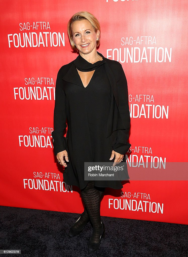 Gabrielle Carteris attends The Grand Opening Of SAG-AFTRA Foundation's Robin Williams Center on October 5, 2016 in New York City.