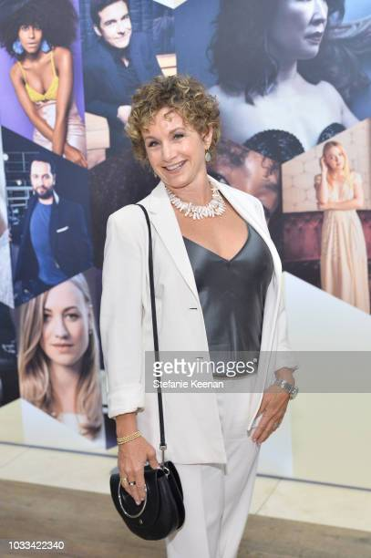 Gabrielle Carteris attends The Hollywood Reporter SAGAFTRA 2nd annual Emmy Nominees Night presented by Douglas Elliman and Heineken at Avra Beverly...