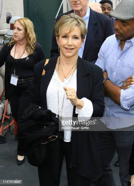 Gabrielle Carteris is seen on June 01 2019 in Los Angeles California