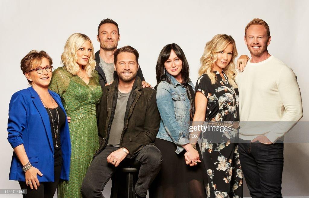 FOX's BH90210 - Season One : News Photo