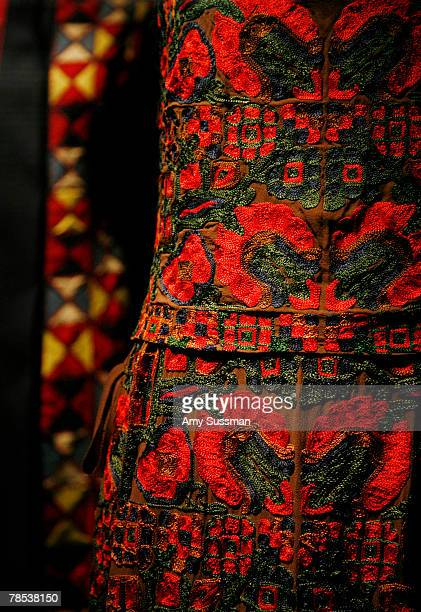 Gabrielle Coco Chanel French 18831971 is displayed at the Blogmode addressing fashion exhibit at the Metropolitan Museum of Art's Costume Institute...