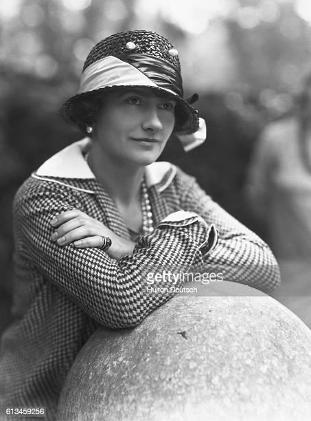 Gabrielle 'Coco' Chanel in 1929