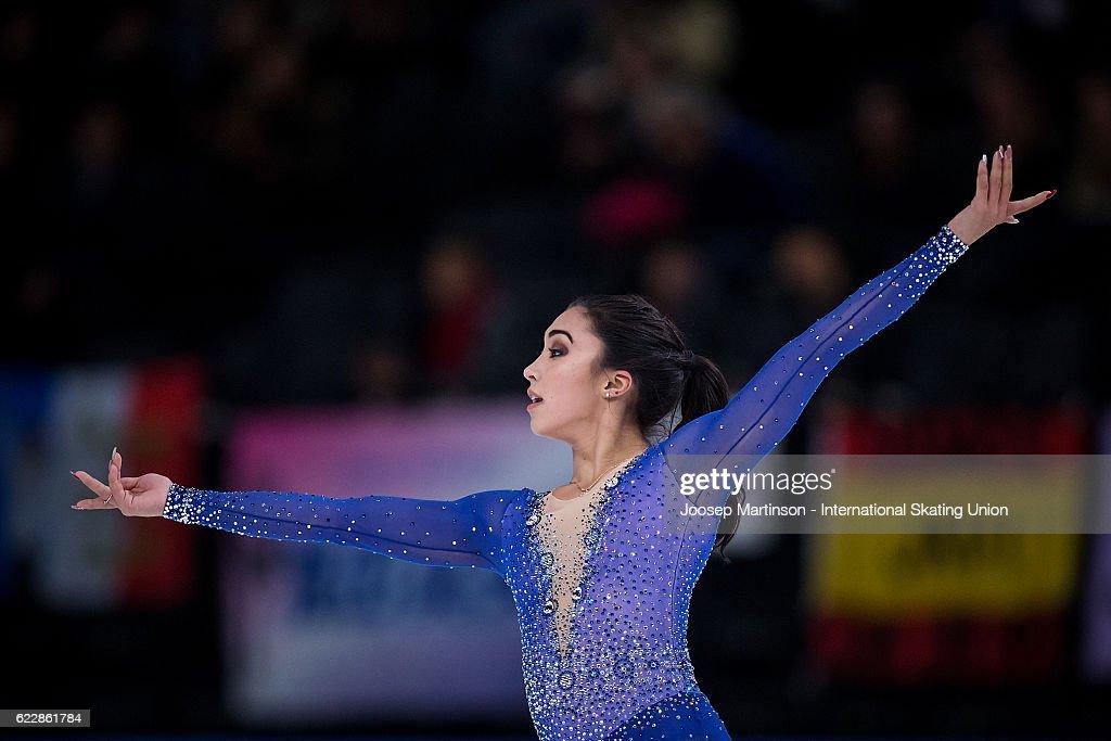 ISU Grand Prix of Figure Skating - Paris Day 2 : News Photo
