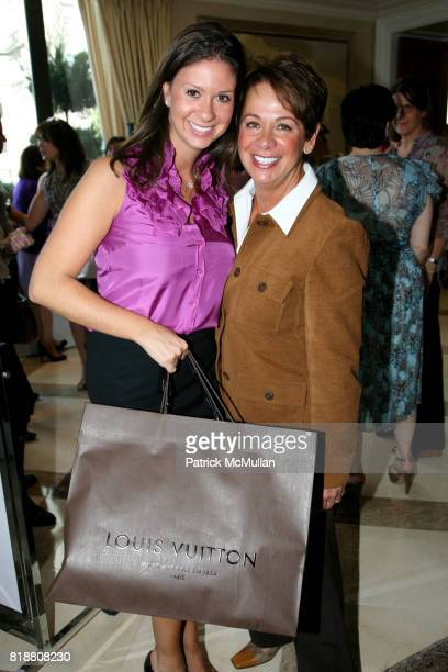 Gabrielle DeMatteis and Lynn DeMatteis attend AMERICANA MANHASSET Fashion Fete to Benefit GABRIELLE's ANGEL FOUNDATION for CANCER RESEARCH at Private...