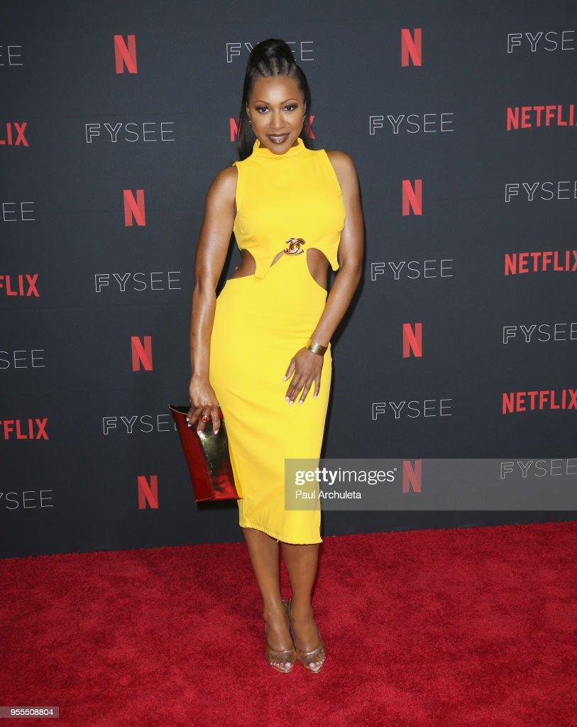 Netflix FYSEE Kick-Off - Arrivals