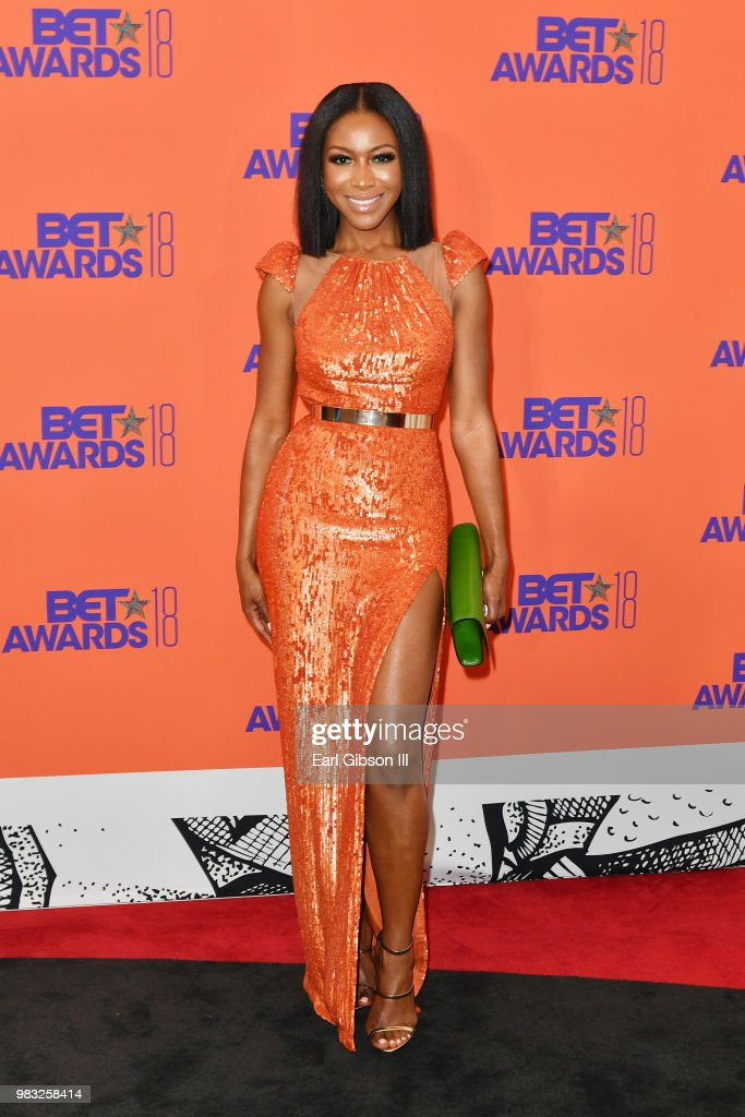 2018 BET Awards - Press Room