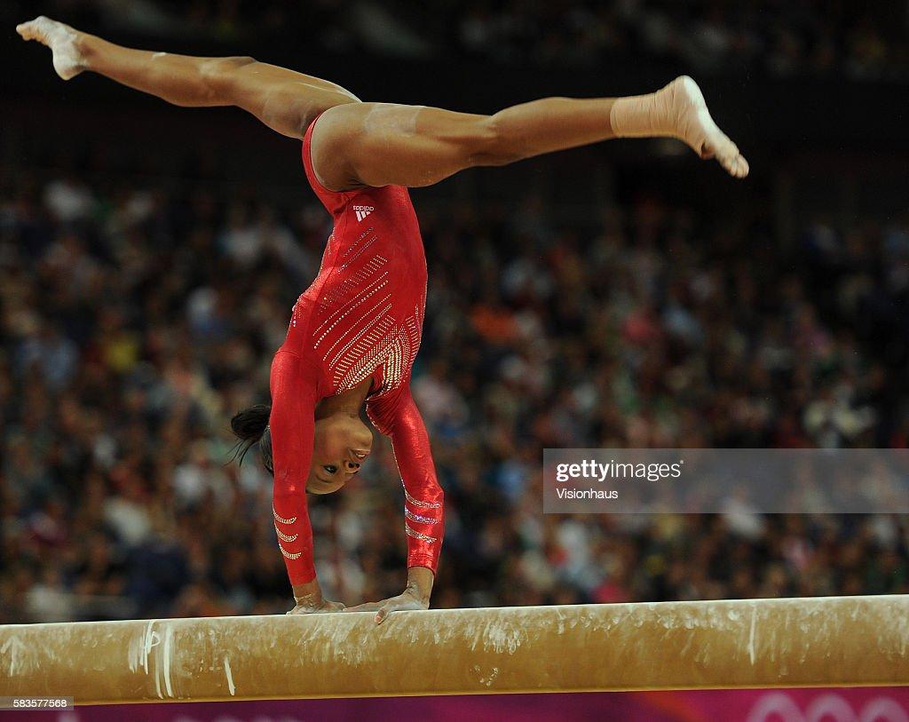 London 2012 - Artistic Gymnastics - Women's Team Final : News Photo