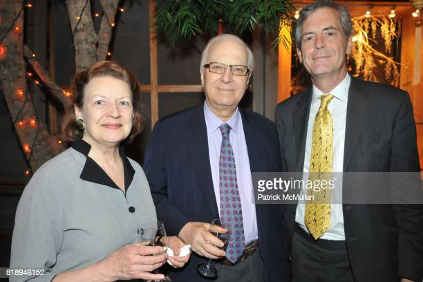 Gabrielle Lurie Samuel Lurie and Sir Mark Jones attend The ASIA SOCIETY and the AMERICAN FRIENDS OF THE V A Host a Lecture by ANNA JACKSON for...