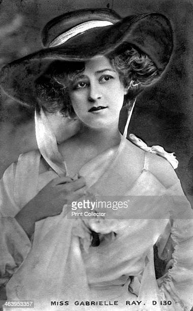 Gabrielle Ray English actress early 20th century