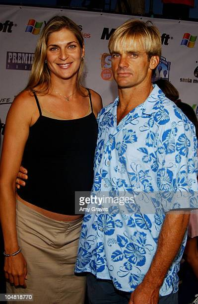 Gabrielle Reece and Husband Laird Hamilton Professional Surfer