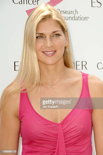 Gabrielle Reece during Aerin Lauder Hosts Luncheon in Honor of Gwyneth Paltrow's Pleasures of Gwyneth Paltrow Collection Arrivals at Greystone Estate...