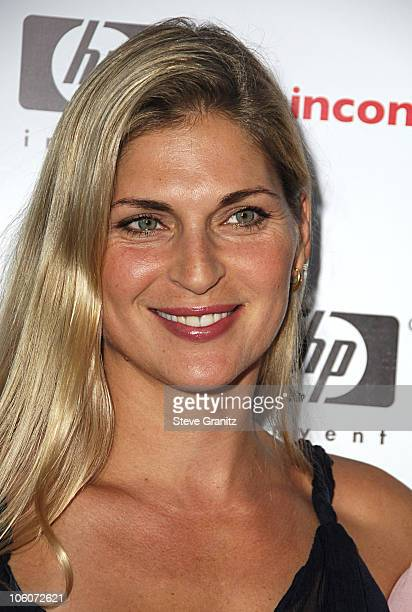 Gabrielle Reece during An Inconvenient Truth Los Angeles Premiere Arrivals at Directors Guild in West Hollywood California United States
