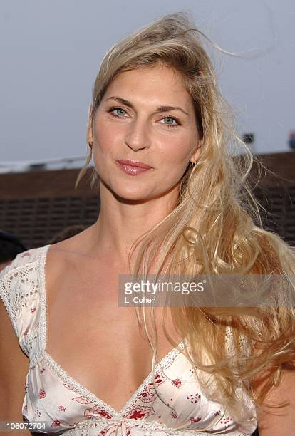 Gabrielle Reece during Heal the Bay Bring Back the Beach Arrivals at Barker Hanger in Santa Monica California United States