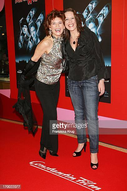 Gabrielle Scharnitzky And Birte Schielke at The Premiere For New From Wixxer In Munich 110307
