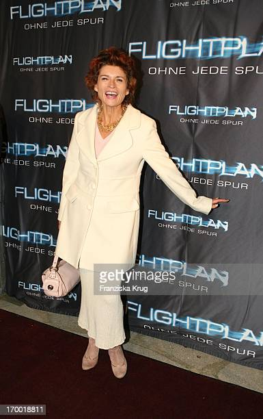 Gabrielle Scharnitzky at The Flight Plan Premiere In Germany Delphi Film Palace in Berlin 121005