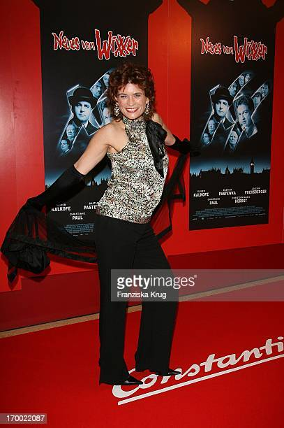 Gabrielle Scharnitzky at The Premiere For New From Wixxer In Munich 110307