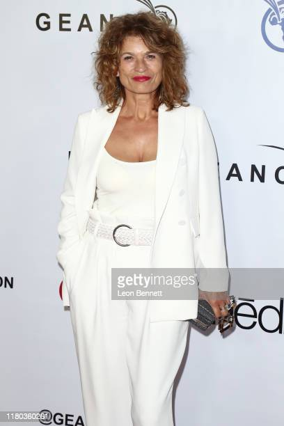 Gabrielle Scharnitzky attends GEANCO Foundation Hollywood Gala at SLS Hotel on October 10 2019 in Beverly Hills California