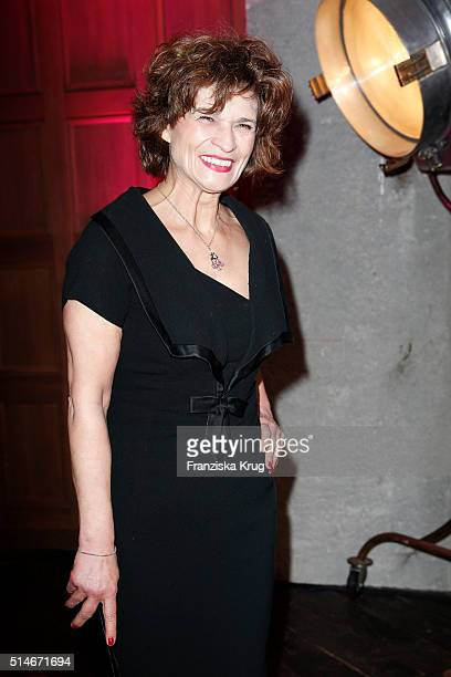 Gabrielle Scharnitzky attends the JT Touristik Celebrates ITB Party on March 10 2016 in Berlin Germany