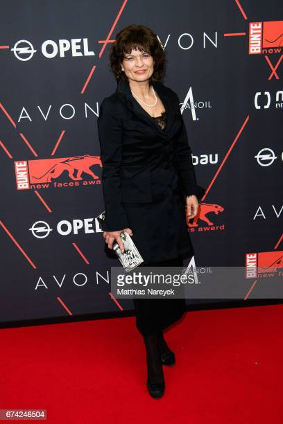 Gabrielle Scharnitzky attends the New Faces Award Film at Haus Ungarn on April 27 2017 in Berlin Germany