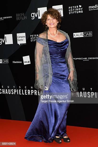 Gabrielle Scharnitzky during the Deutscher Schauspielerpreis on May 20 2016 in Berlin Germany