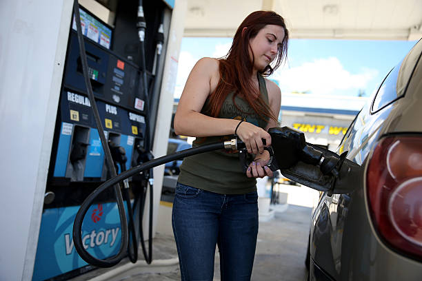 U.S. Gas Prices Reach 13-Month High