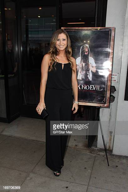 Gabrielle Stone as seen on May 30 2013 in Los Angeles California