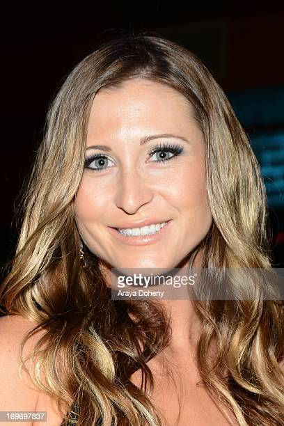 Gabrielle Stone attends the 'Speak No Evil' Los Angeles Premiere at Laemmle Music Hall on May 30 2013 in Beverly Hills California