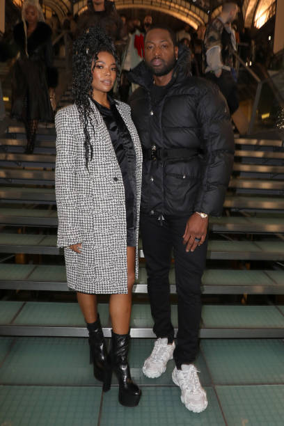 FRA: Alyx : Front Row - Paris Fashion Week - Menswear F/W 2020-2021