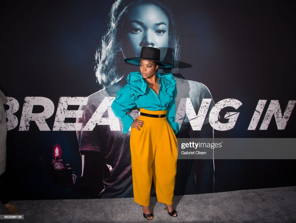 """Universal Pictures' Special Screening Of """"Breaking In"""" - Arrivals : News Photo"""