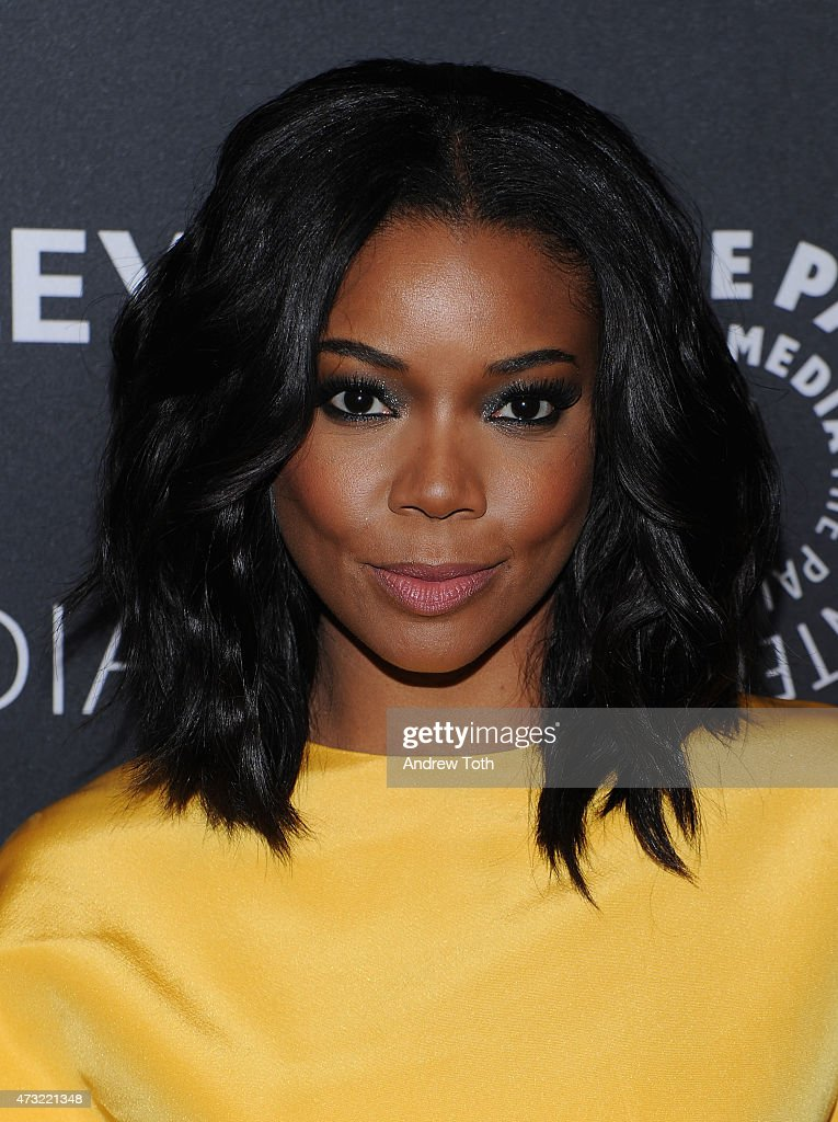 Gabrielle Union attends A Tribute To African-American Achievements In Television hosted by The Paley Center For Media at Cipriani Wall Street on May 13, 2015 in New York City.