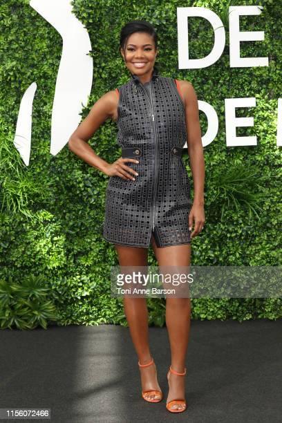 """Gabrielle Union attends photocall for """"LA's Finest"""" during the 59th Monte Carlo TV Festival on June 15, 2019 in Monte-Carlo, Monaco."""