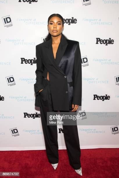 Gabrielle Union attends the 2017 Inspire A Difference Honors event at Dream Hotel on November 2 2017 in New York City