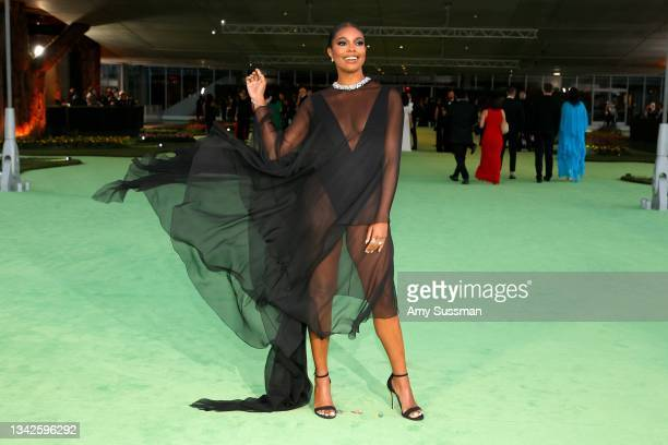 Gabrielle Union attends The Academy Museum of Motion Pictures Opening Gala at The Academy Museum of Motion Pictures on September 25, 2021 in Los...